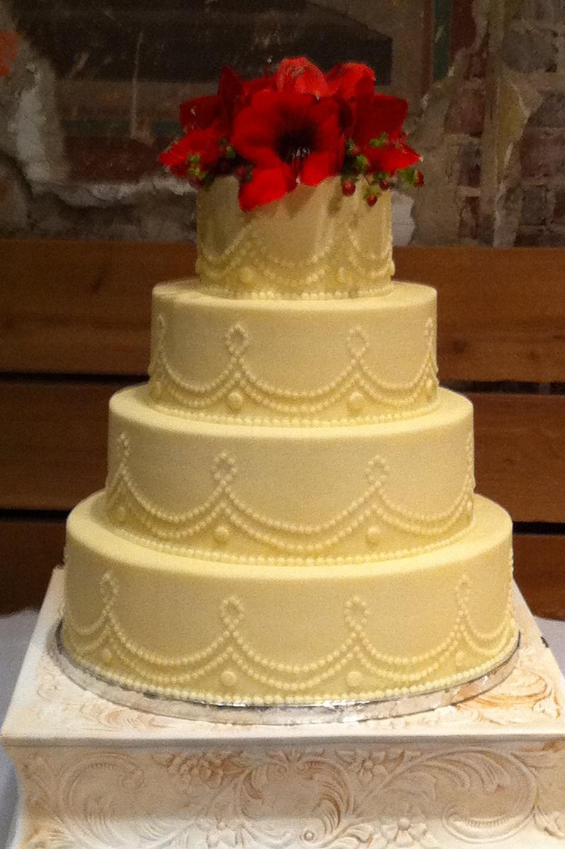 Bride S Cakes Pastryart